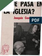 Gomis, Joaquin - Que Pasa en La Iglesia