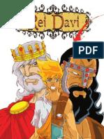 Rei Davi - Mangá