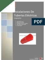Instalaciones De Tuberías Eléctricas informe