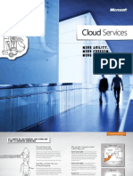 Ms Ft Cloud Services Brochure