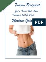 21 Day Flat Tummy Blueprint