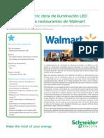 Eficiencia Energética en las cadenas de restaurantes Walmart