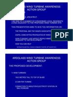 Wind Turbine Presentation