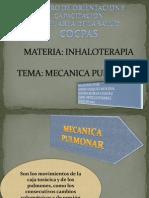 MECANICA PULMONAR