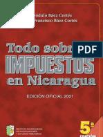 Todo Sobre Impuestos en Nicaragua - Theódulo y Julio Francisco Báez Cortés