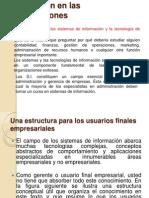 Introducción a los sistemas de información gerencial
