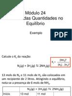 Aulão da 2ª série- Equilíbrio Químico- pH e pOH