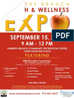 Health Fair & Expo 2012