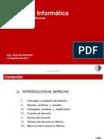 Legislacion Informatica_1_Presentacion