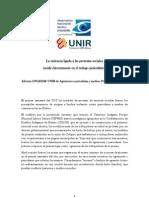 Informe Semestral de Agresiones a Periodistas en Bolivia