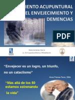 Acupuntura de El Envejecimiento y Demencias