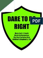 Dare to Do Right-FC-Nalani