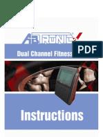 Abtronic x 2 Manual Eng