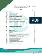 III Drenaje Pluvial 2012