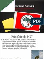 MST - Movimentos Sociais