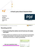 CTG Webinar Industrial-Water Aug 9