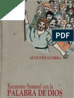 Guerra, Augusto - Encuentro Semanal Con La Palabra de Dios (c)