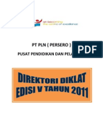 Direktori Diklat 2011 PLN