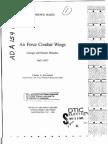 Air Force Combat Wings Histories