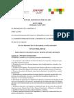 Ley Peru Deporte 28036