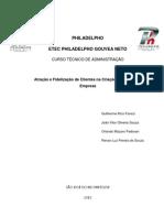 TCC - Atração e Fidelização de Clientes na Criação de uma Nova Empresa2