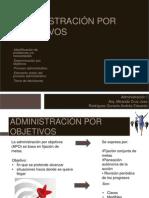 Administracion Por Objetivos[1]