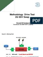 Methodology Drive Test Ssv Swap 2g Hcpt- Sws