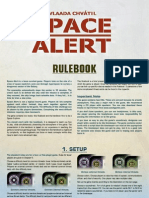 Space Alert Rulebook ENG