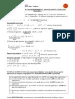 Guía Nº 5 Matemática