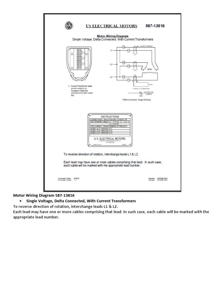 Iec 9 Lead Deltum Motor Wiring Diagram
