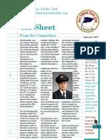 Jib Sheet Sept '12