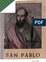 Holzner, Josef - San Pablo Heraldo de Cristo
