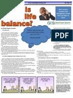 Talent Management & The Work-Life Balance