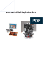 NXT Ballbot Building Instructions