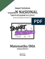 Smart Solution Un Matematika Sma 2012 Skl 1