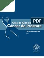 Atencion de Cancer de Prostata