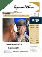 Sept 2012 AFRC Newsletter