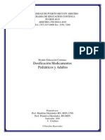 Modulo Instruccional Dosificacion Medicamentos
