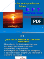 Técnica Liberación Emocional - EFT