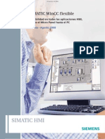 Brochure Simatic Wincc Flexible Es