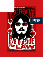 To Live Outside the Law Free Chapter