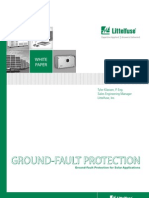 WhitePaper Ground Fault Protection for Solar Applications