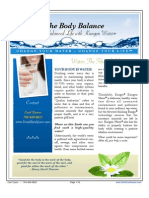 How To Achieve Alkaline Body Balance Very Quickly