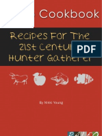 Paleo Cookbook_ Recipes for the 21st Century Hunter Gatherer - Nikki Young