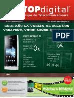 Revista TOPdigital Septiembre 2012