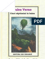 03.Jules Verne - Cinci Saptamini in Balon 1972