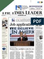Times Leader 08-31-2012