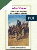 15.Jules Verne - Uimitoarele Peripetii Ale Jupinului Antifer 1978