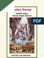 19.Jules Verne - Indiile Negre. Goana Dupa Meteor 1979