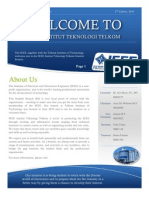 2nd Edition Newsletter IEEE IT Telkom